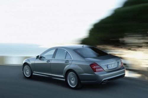 Mercedes lanseaza pachete sport AMG pentru S-Class si CL-Class9540