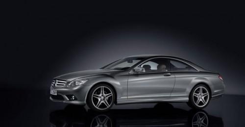 Mercedes lanseaza pachete sport AMG pentru S-Class si CL-Class9542