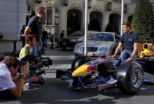 EXCLUSIV: Interviu cu pilotul David Coulthard9517