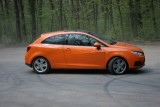 Portocala mecanica: Test-drive cu Seat Ibiza SC9491