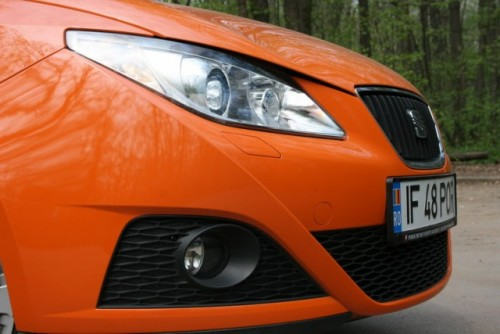 Portocala mecanica: Test-drive cu Seat Ibiza SC9504
