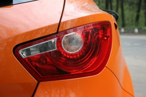 Portocala mecanica: Test-drive cu Seat Ibiza SC9505