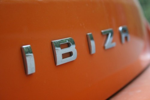 Portocala mecanica: Test-drive cu Seat Ibiza SC9506