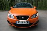 Portocala mecanica: Test-drive cu Seat Ibiza SC9496