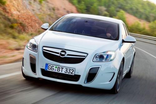 Iata noul Opel Insignia OPC!9465