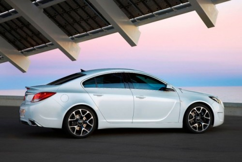 Iata noul Opel Insignia OPC!9466