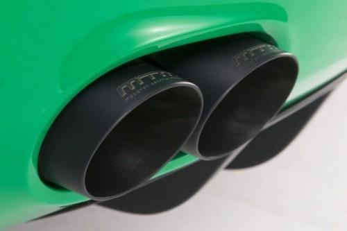 MTM Audi R8 in verde si 560 CP9424
