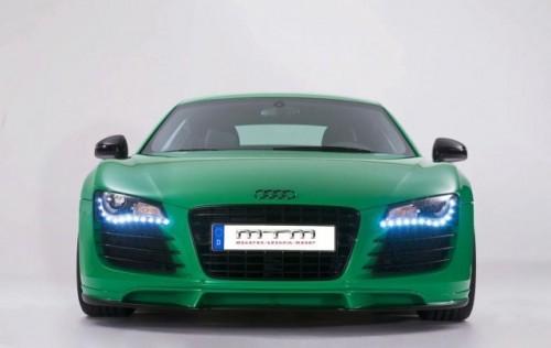 MTM Audi R8 in verde si 560 CP9428