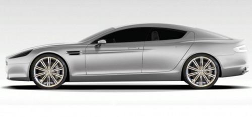 Aston Martin lanseaza primele detalii despre Rapide9420