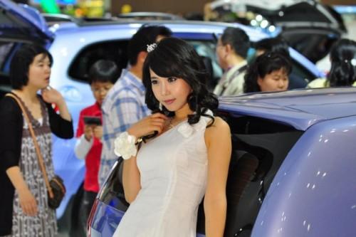 Galerie Foto: Asiaticele Salonului Auto de la Seul9395