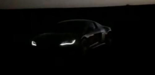 VIDEO: Promo la Audi R89390