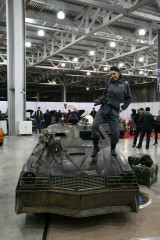 Chevrolet Camaro inspirat din Death Race prezentat la Moscova9382
