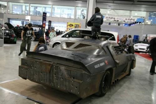 Chevrolet Camaro inspirat din Death Race prezentat la Moscova9384