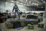 Chevrolet Camaro inspirat din Death Race prezentat la Moscova9387