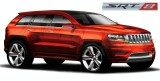 Schita cu Jeep Grand Cherokee SRT89376