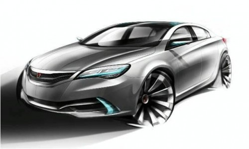 Roewe N1 Concept va debuta la Shanghai9373