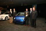 Fiat 500 - 2009 World Car Design of The Year9346