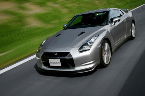 World Performance Car Of The Year  2009 - NISSAN GT-R9328