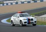 BMW X6 M Safety Car va debuta la Qatar9317