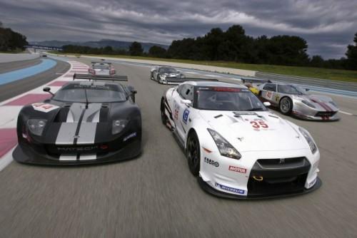 FIA GT1 Nissan GT-R dezvelit9313