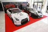 FIA GT1 Nissan GT-R dezvelit9307