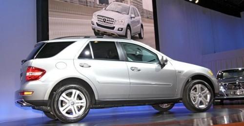 Mercedes ML 450 Hybrid prezentat la New York9300
