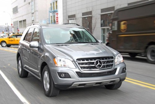 Mercedes ML 450 Hybrid prezentat la New York9303