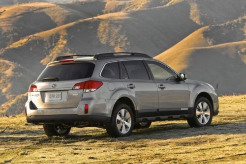 Subaru Outback debuteaza surprinzator la New York9289