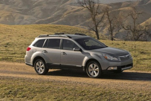 Subaru Outback debuteaza surprinzator la New York9290
