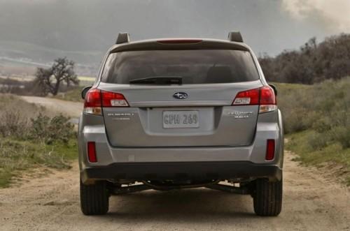 Subaru Outback debuteaza surprinzator la New York9292