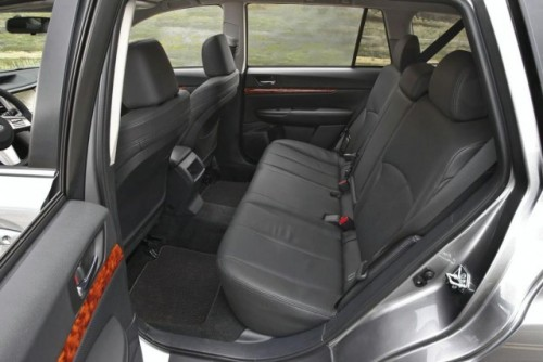 Subaru Outback debuteaza surprinzator la New York9295