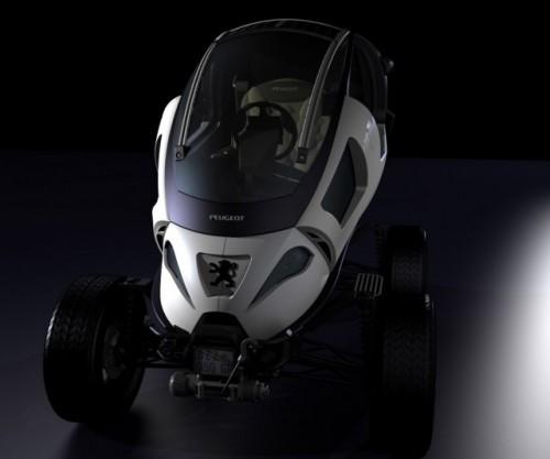 Peugeot Capsule Concept realizat de Alp Germaner9276
