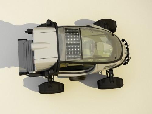 Peugeot Capsule Concept realizat de Alp Germaner9282
