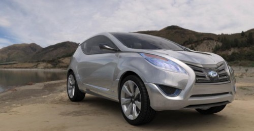 Hyundai Nuvis Hybrid debuteaza la New York9213