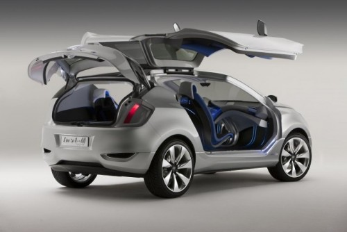 Hyundai Nuvis Hybrid debuteaza la New York9225