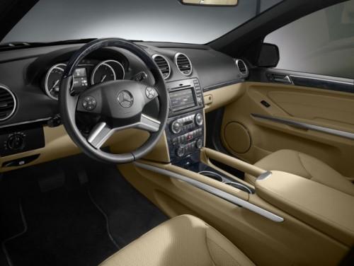 Mercedes GL Klasse facelift9202