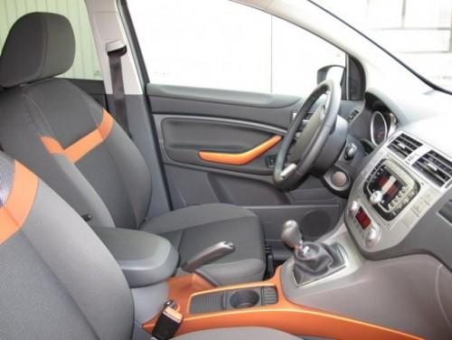 Test drive Ford Kuga9172