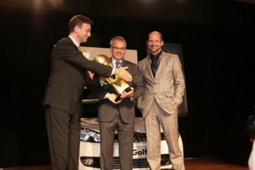 VW Golf castiga titlul Masina Anului 20099166