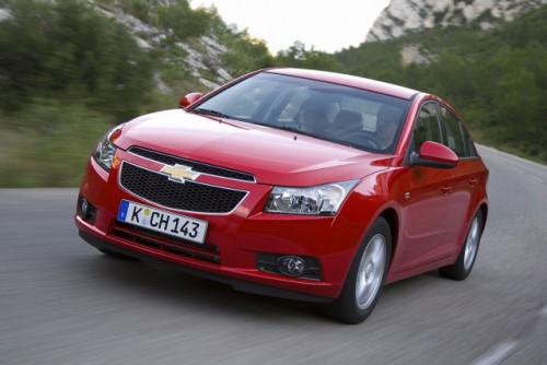 Noul Chevrolet Cruze, in Romania de la 13.200 de euro cu TVA9131