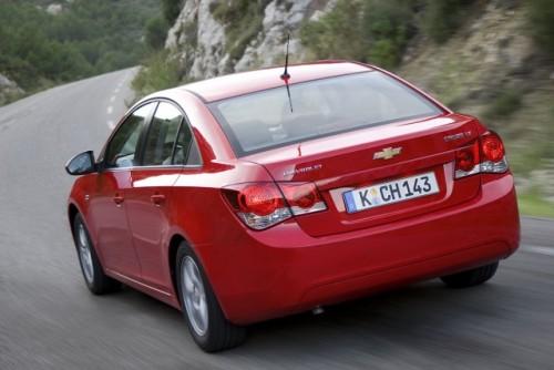 Noul Chevrolet Cruze, in Romania de la 13.200 de euro cu TVA9132