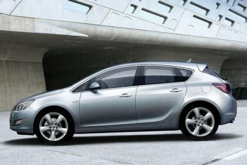 Iata noul Opel Astra!9124