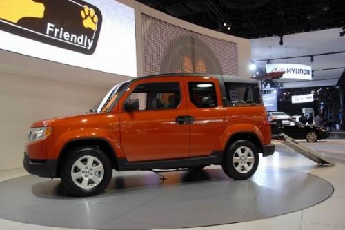 New York Auto Show - Honda Element9108