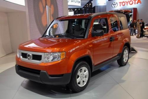 New York Auto Show - Honda Element9111