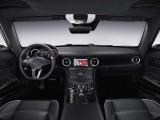 Schite si imagini de interior cu Mercedes SLS 63 AMG9099