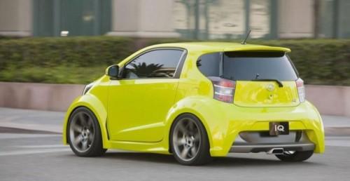 Scion iQ debuteaza in cadrul salonului auto de la New York9083