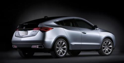 Conceptul Acura ZDX dezvelit la New York9071