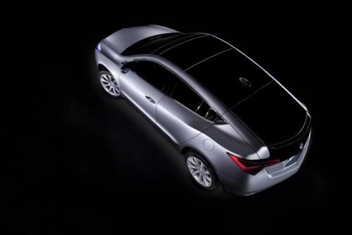 Conceptul Acura ZDX dezvelit la New York9072