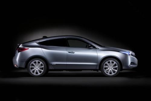 Conceptul Acura ZDX dezvelit la New York9073