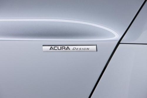 Conceptul Acura ZDX dezvelit la New York9075