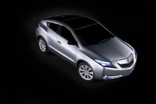 Conceptul Acura ZDX dezvelit la New York9076
